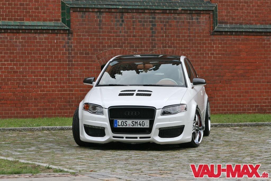 Vom Basis Audi Zum Show Avant Audi A4 B7 Tuning Multimeldia Avant