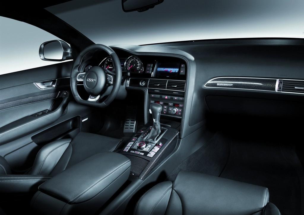 Audi Rs6 Limousine V10 Bi Turbo Power Fotostrecke Vau Max