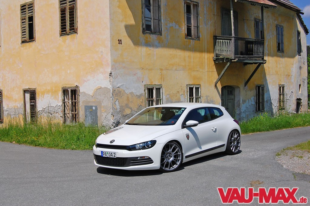 the white rocco rocket vw scirocco 3 vw scirocco 3. Black Bedroom Furniture Sets. Home Design Ideas