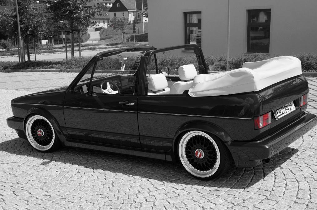 Mein Einser Vw Golf 1 Cabrio Fotostrecke Vau Max Das