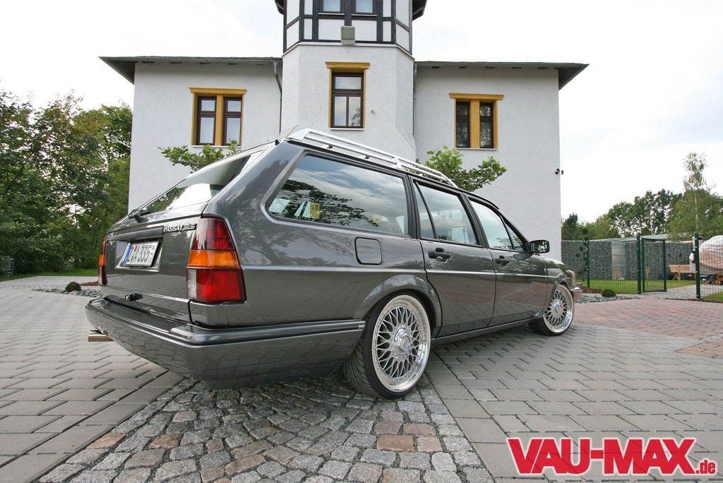 The Classic Driver 1987er Passat In Bestform Es Gibt Ihn Noch