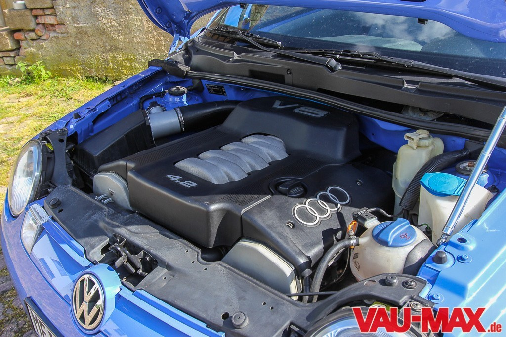 VW Lupo V8, Audi A8 1,2 TDI und 2-Liter-Lupo: Warnung ...