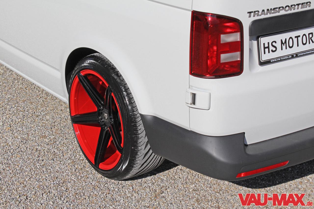 Vw Auto Kühlschrank : Kühlschrank tuning à la hs motorsport: sportlich getrimmter vw t6