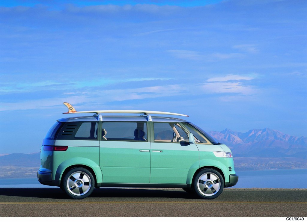2015 Vw Bulli Coming When Autos Post