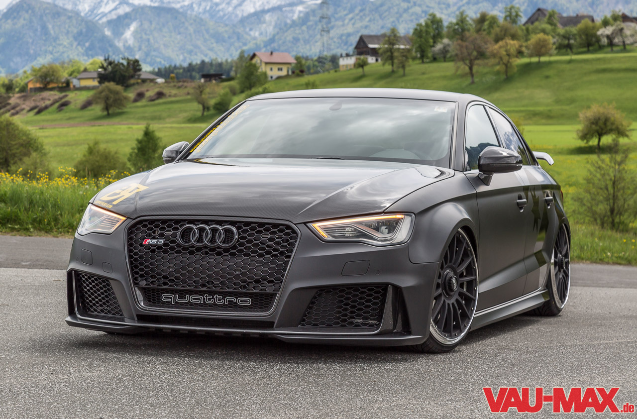 """Mehr als nur """"3F"""": """"The one and only"""" Audi RS3 Limousine ..."""