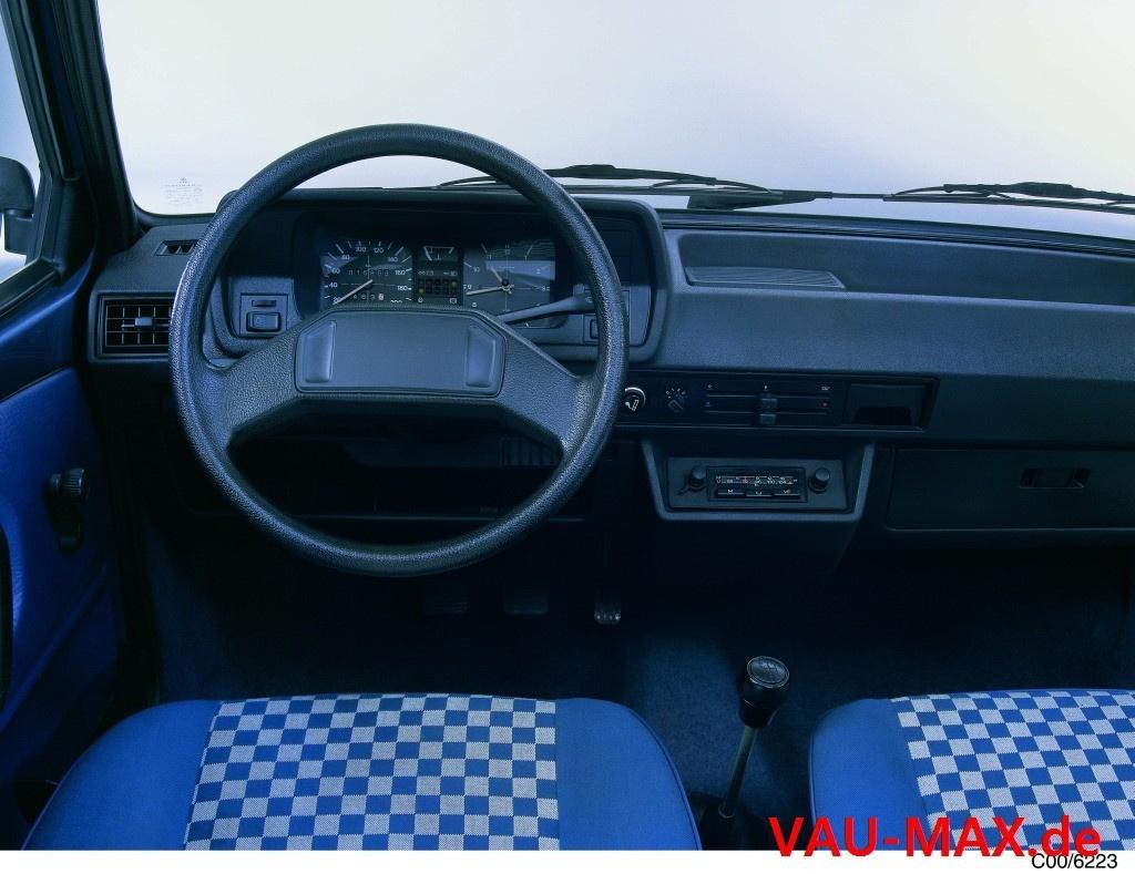 Polo Ii Modell 86c Amp 2f 1981 1994 Vom Polo Gt Polo