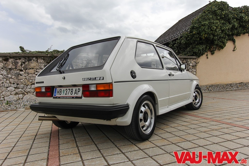 1983er golf 1 gti 16s oettinger golf 1 gti mit dem ersten 16v vw motoren fotostrecke vau. Black Bedroom Furniture Sets. Home Design Ideas