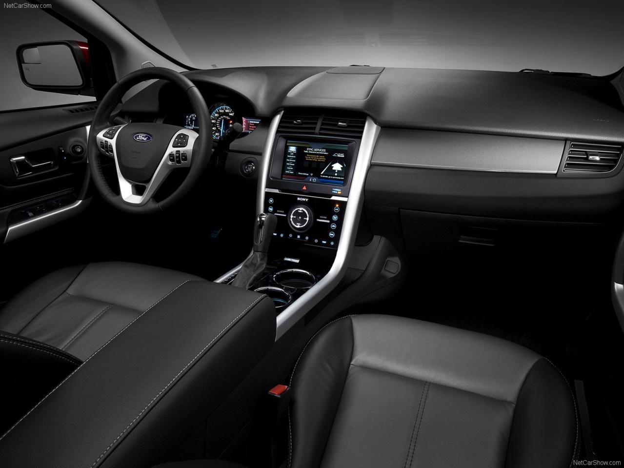 Kia Performance Center >> Das kostet der neue Ford Edge : Neues SUV-Top-Modell kommt nach Europa - Fotostrecke - VAU-MAX ...