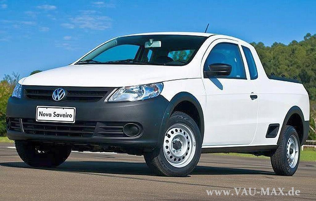 Erste Bilder: Ein neuer VW-Pick up!: Die ersten Bilder des