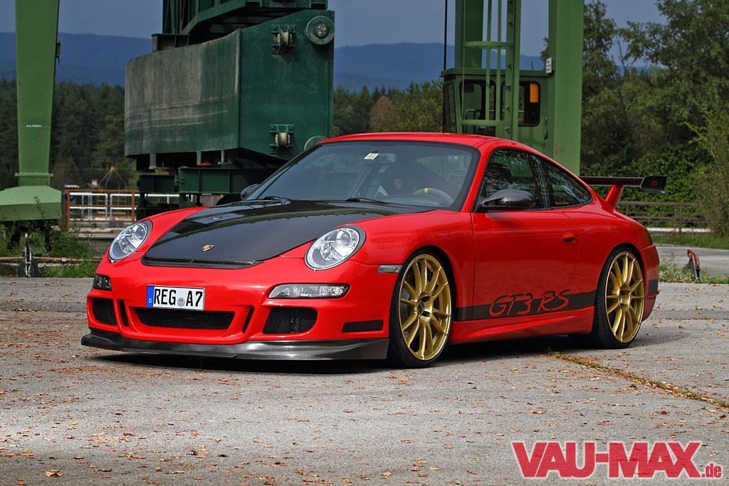 Porsche 996 Zum 997 GT3 Umgebaut