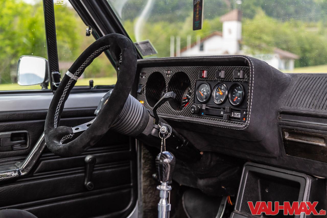 Re-Import:: Wunderschön Getunter 1997er VW Golf 1 GTI Mit