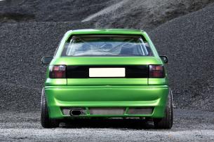 Opel Astra Turbo mit Porsche-Bremsen und Luxus-Interieur: Green ...