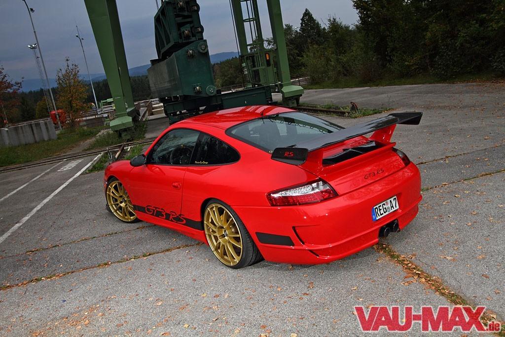 Transformers Porsche 996 Zum 997 GT3 Umgebaut