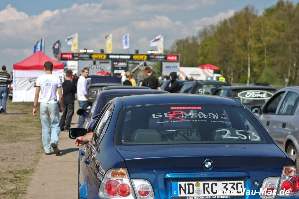German RaceWars So war es 2008: Der Saisonstart der German