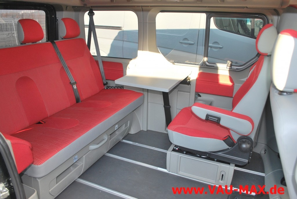 renault trafic tuning auto design tech. Black Bedroom Furniture Sets. Home Design Ideas