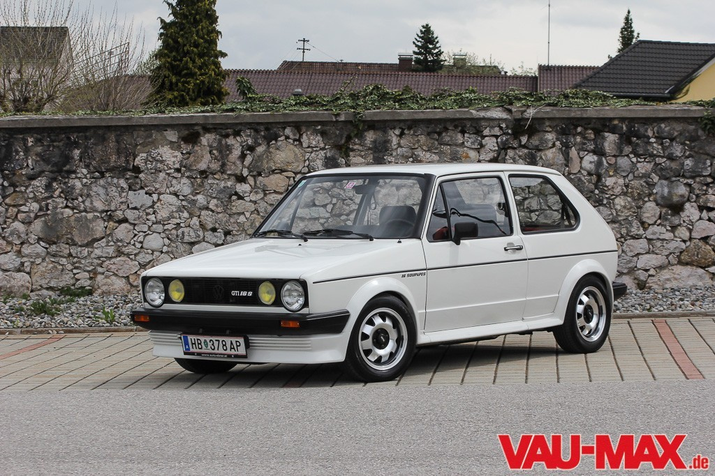 1983er golf 1 gti 16s oettinger golf 1 gti mit dem ersten. Black Bedroom Furniture Sets. Home Design Ideas