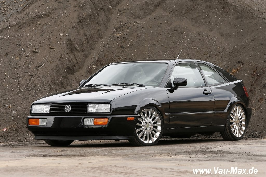 VW Corrado G60 mit exklusivem Interieur: Messefahrzeug: US-Corrado ...