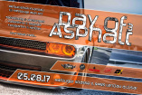 Day of Asphalt Vol.3 | Samstag, 5. August 2017