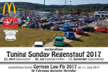 Tuning Sunday Regenstauf - Seasonfinale 2017 | Sonntag, 17. September 2017