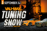 VAU-MAX TuningShow 2017 | Sonntag, 24. September 2017