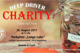 Deep Driver Charity | Samstag, 26. August 2017