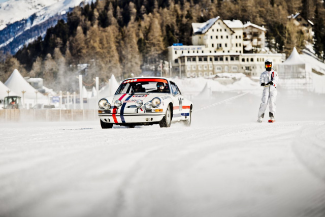 GP Ice Race in Zell