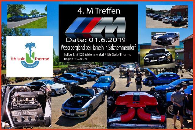 4 Bmw M Treffen Im Weserbergland Hameln Pyrmont 1 6 2019 Samstag