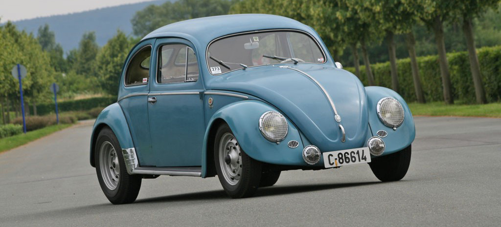 Der Zwitter 1952er Vw K 228 Fer Vintage Speed Tuning Am