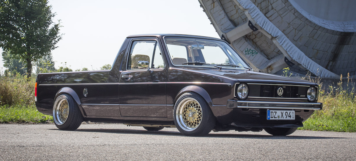 vw caddy mit golf gti motorumbau weber audio auto der