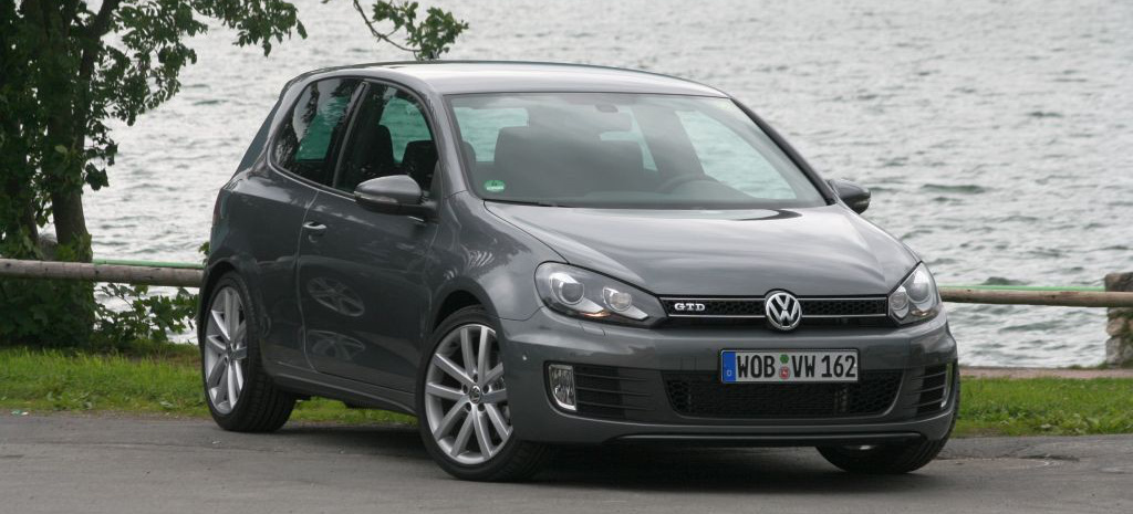 vw golf 6 gtd im test ein echter gti mit dieselmotor 2009 170 ps und 350 nm mit eingebauter. Black Bedroom Furniture Sets. Home Design Ideas