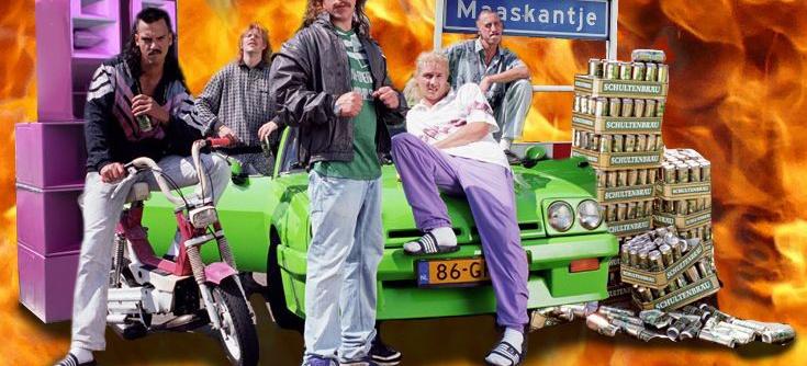 Comedy Mit Vokuhila New Kids Return Of The Opel Manta