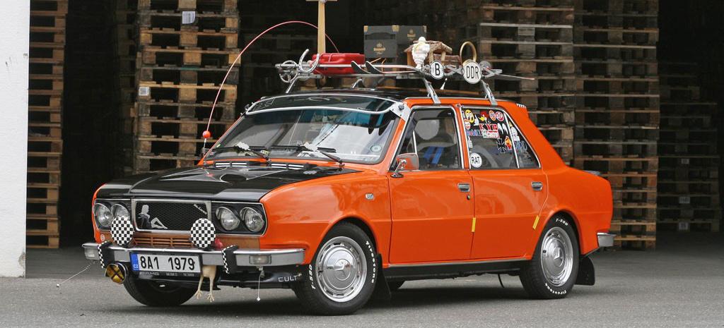 Vw Konzern Marken >> Das Auto? Skoda 120 Extrem: Ein Skoda auf dem Tuning und Zubehör-Trip - Klassik - VAU-MAX - Das ...