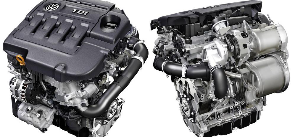 Das Sind Die Vw Motoren Der Zukunft Der Hubraum Schrumpft Weiter Neue 3 Zylinder Tsi Und
