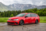 "V""Air""iant: Flacher VW Golf 7 GTD Variant mit nicen Details"
