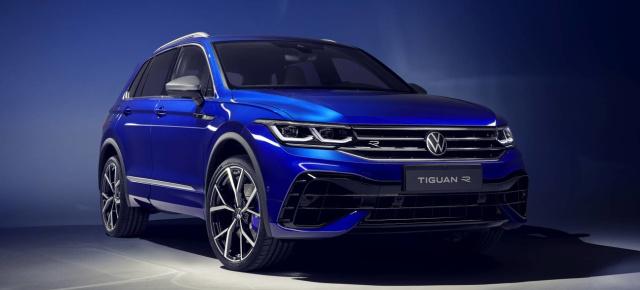 Der Neue Vw Tiguan 2021 Das Facelift Bringt Mehr Modellvielfalt 2021er Vw Tiguan Erstmals Als R Modell Mit 320 Ps Und 245 Ps Plug In Hybrid Vau Max Inside Vau Max Das Kostenlose Performance Magazin