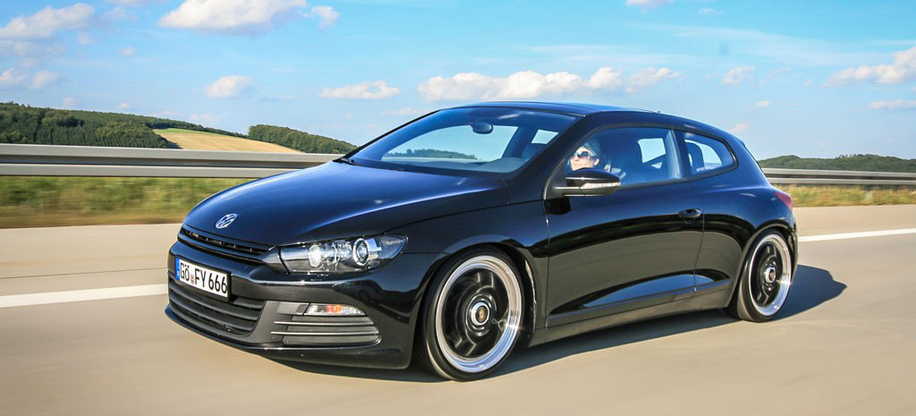 black spirit 2010er vw scirocco tuning oem dank 19 zoll. Black Bedroom Furniture Sets. Home Design Ideas