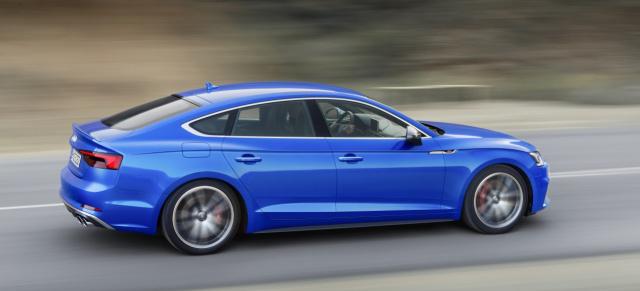 Auftritt Der Zweiten A5 Coupe Generation Das Ist Der Neue Audi A5