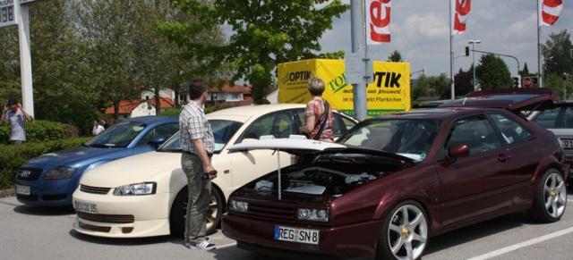 3 Vw Audi Treffen Pfarrkirchen Rottal Inn Die Bilder 23052010