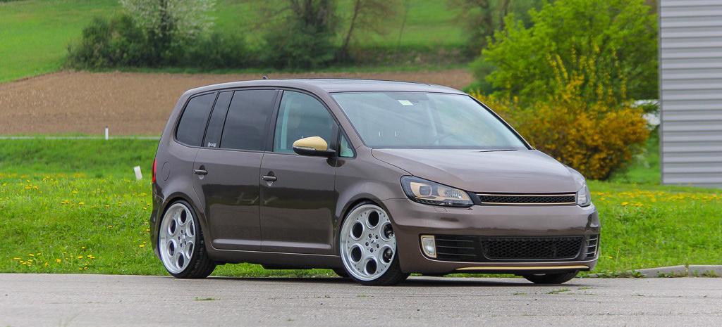 VW Touran GTI - La Dolce VWita!: Gibt es keinen? - Dann bau Dir einen! - Auto der Woche