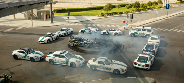 Ken Blocks Gymkhana Eight -  Ultimate Exotic Playground Dubai : Gymkhana 8 – Das neuste Ken Block Video ist online