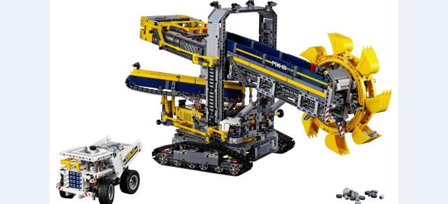 noch nie hatte ein lego technik modell so viele bauteile. Black Bedroom Furniture Sets. Home Design Ideas