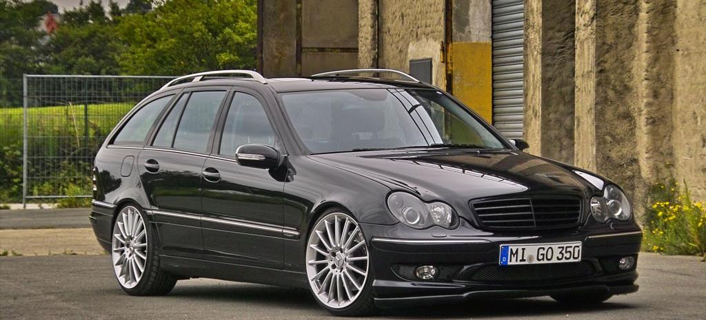 Feintuning F 252 R Die C Klasse Mercedes Im Wechselfieber