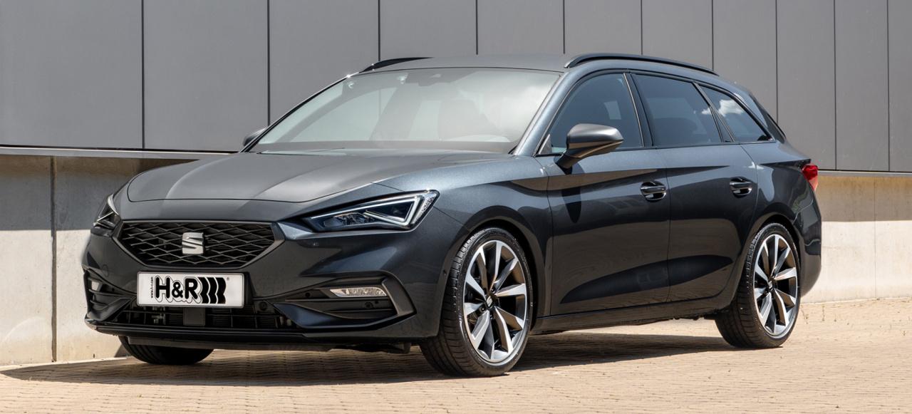 H&R Sportfedern für den neuen Seat Leon (2021): Viva ...