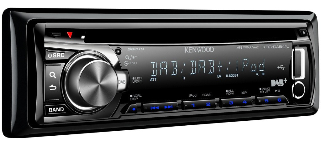 kenwood cd receiver f r digitalen radioempfang im august. Black Bedroom Furniture Sets. Home Design Ideas