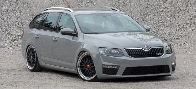simply clever: steuerparadies – skoda octavia rs-tuning aus