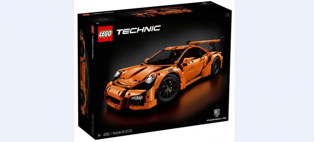 Lego Technic Neuheit Im Ma 223 Stab 1 8 Mit 2 704 Bausteinen