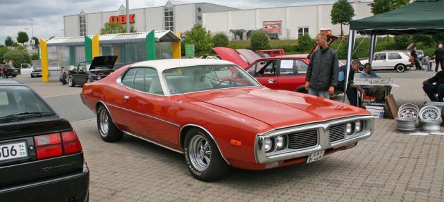 Retro Day 2010 - Die Bilder zum Treffen alter Autos: So war es beim ...