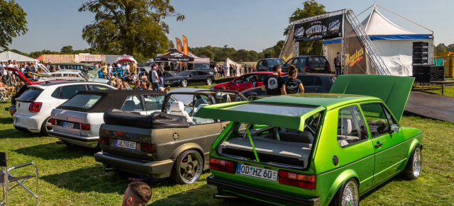 Sonne, Autos und Sommerwetter satt : So war´s beim Edition 38 Treffen 2018 in Northampton/UK