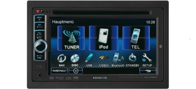kenwood ddx4028bt ein moniceiver mit multimedialem talent dvd player radio und bluetooth. Black Bedroom Furniture Sets. Home Design Ideas