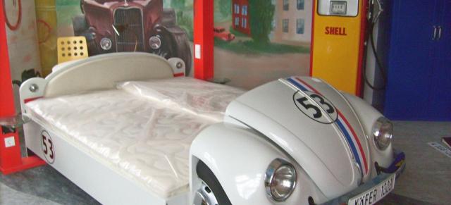 Möbel aus Autos – der Käfer im Schlafzimmer: Martin Schlund baut ...